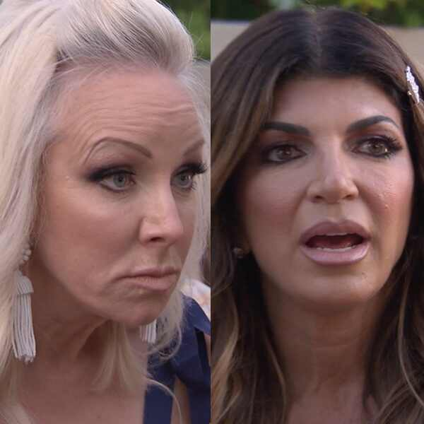 Teresa Giudice, Margaret Josephs, Real Housewives of New Jersey, RHONJ