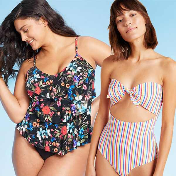 Ecomm: Best Swimsuits to Flatter Every Figure Collage