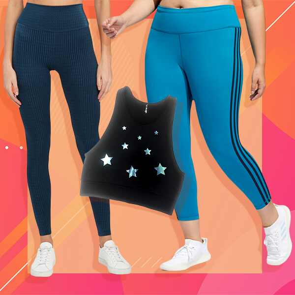 Ecomm: Spring Leggings & More Workout Wear to Update Your Gym Bag