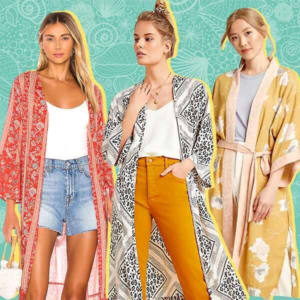 Ecomm: Kimono Cover-Ups