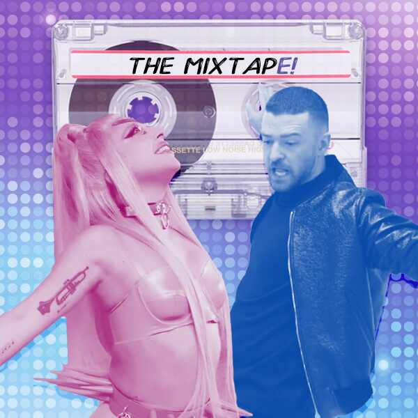 The MixtapE!, Lady Gaga, Justin Timberlake