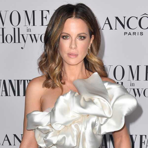Pre-Oscars parties - Vanity Fair and Lancome - Kate Beckinsale