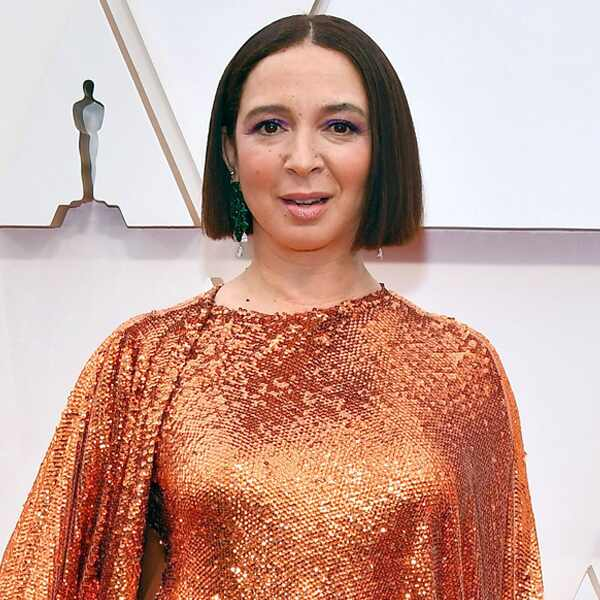 Maya Rudolph, 2020 Oscars, Academy Awards, Red Carpet Fashions