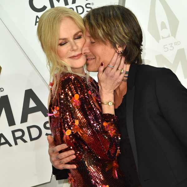 Nicole Kidman, Keith Urban, 2019 CMA Awards, Candids