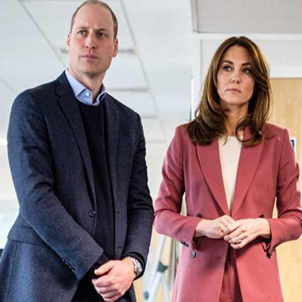 Kate Middleton, Prince William, Catherine, Duchess of Cambridge, Coronavirus
