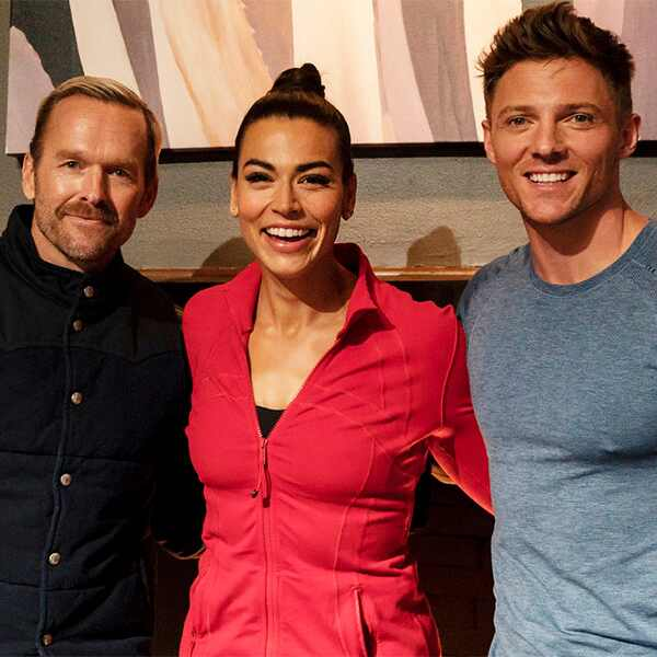 Bob Harper, Erica Lugo, Steve Cook, The Biggest Loser