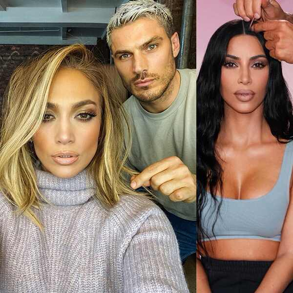 Chris Appleton, Kim Kardashian, Jennifer Lopez