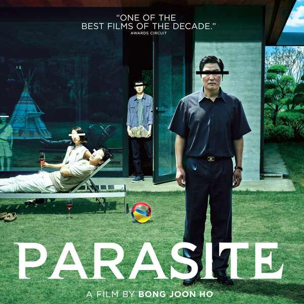 Parasite Movie Poster