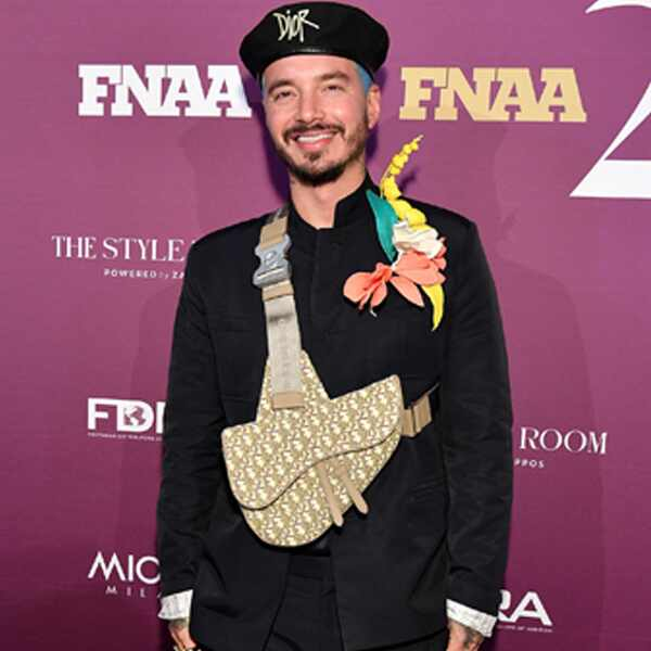 J Balvin, fashion