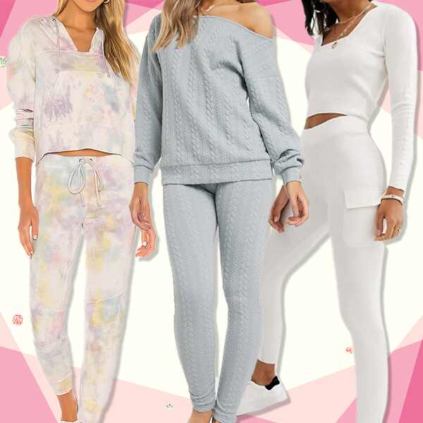 E-comm: TK Loungewear Sets That Haven't Sold Out Yet