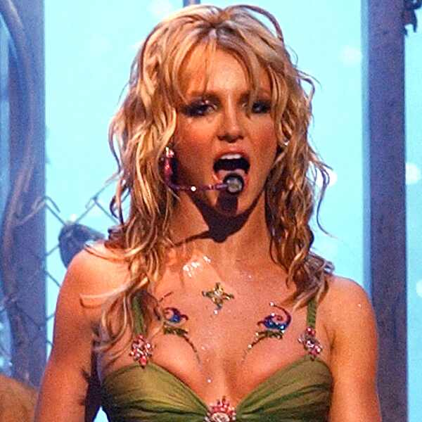 Britney Spears, 2001 VMA, Doc Antle, Tiger King