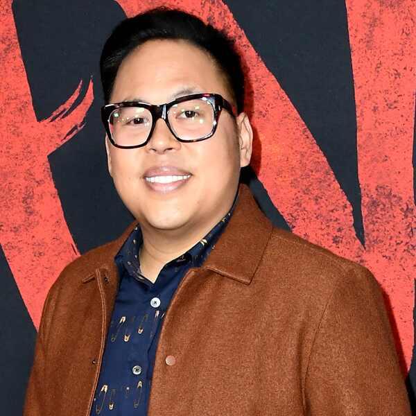 "Nico Santos, Premiere Of Disney's ""Mulan"""