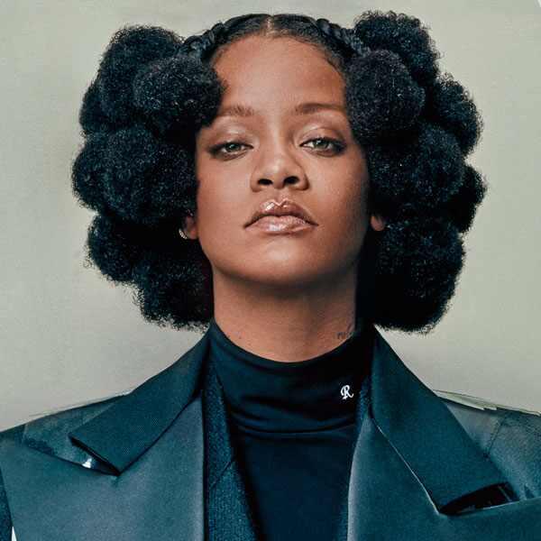 Rihanna, British Vogue, May 2020