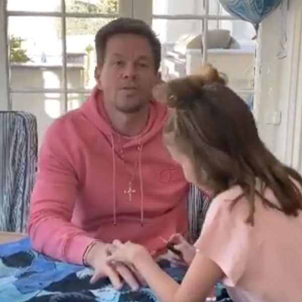 Mark Wahlberg, Daughter Grace, Makeover, IG
