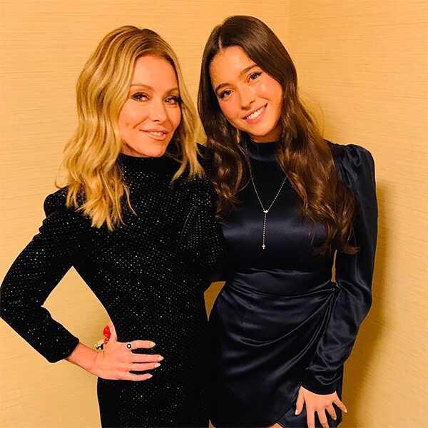 Kelly Ripa, Lola Consuelos, International Women's Day 2020, Instagram