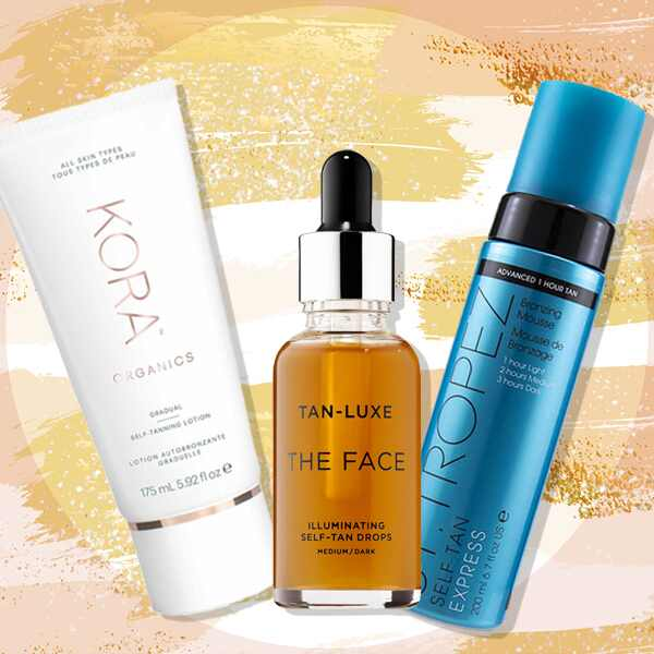 E-Comm: Best Self-Tanners
