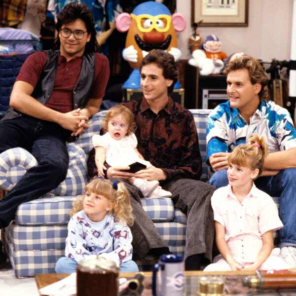 Full House Couch, Full House