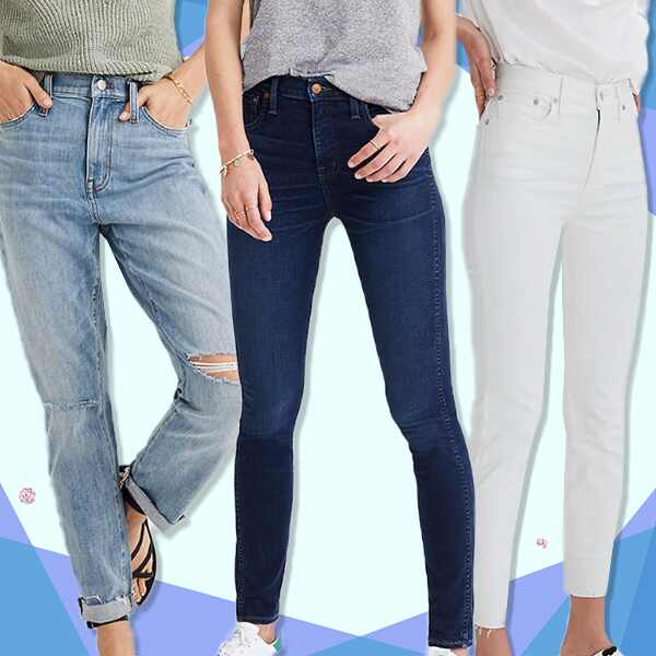 E-comm: Score Madewell's Bestselling Denim for $75