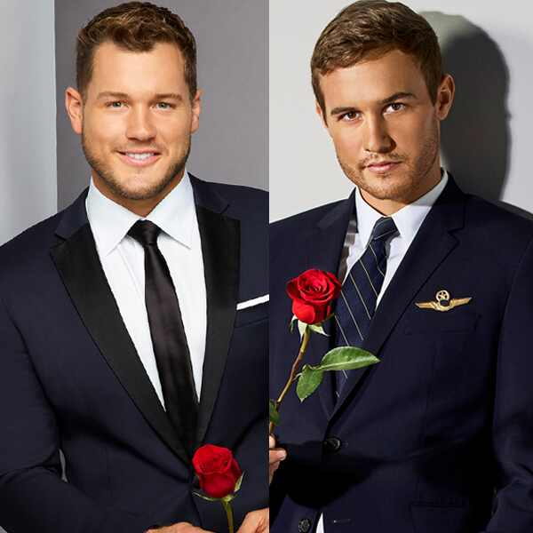 Colton Underwood, Peter Weber, The Bachelor