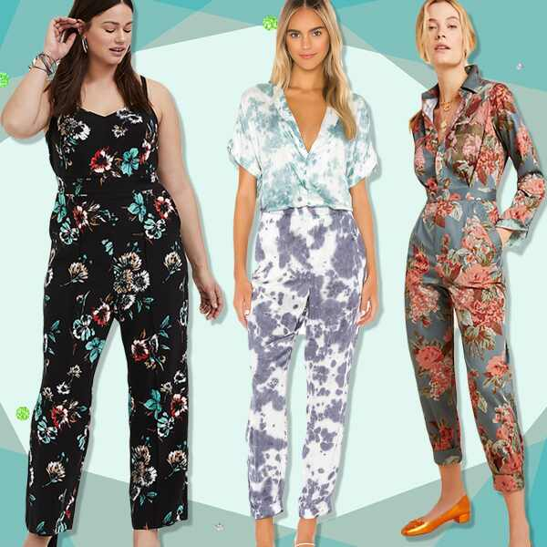 E-Comm: Jumpsuits That Are Worth The Extra Time In The Bathroom