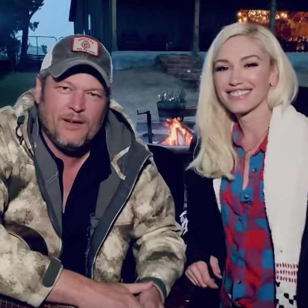 Blake Shelton, Gwen Stefani, ACM Our Country Special