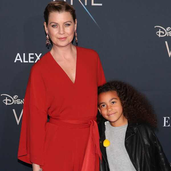 Ellen Pompeo and Stella Ivery