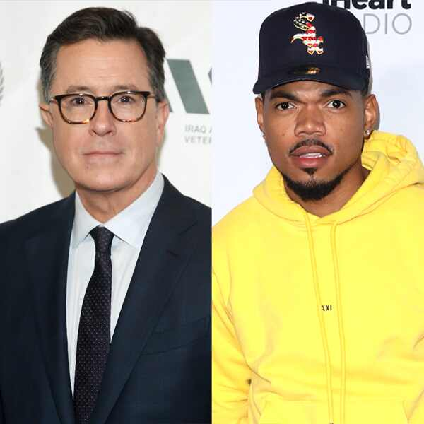 Stephen Colbert, Chance The Rapper