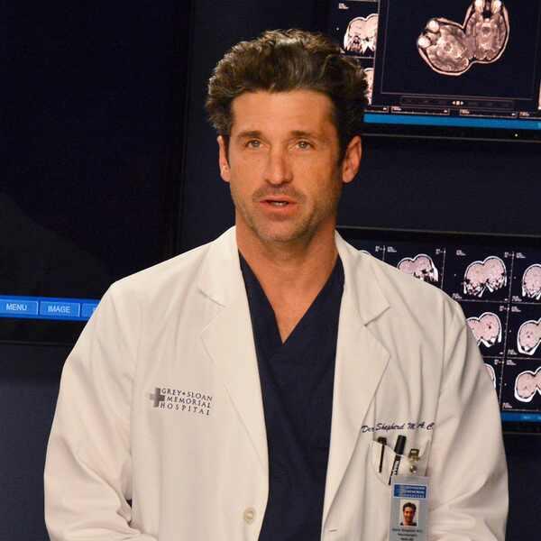 Grey's Anatomy, Patrick Dempsey