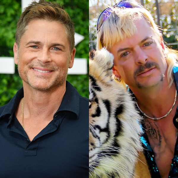 Rob Lowe, Joe Exotic