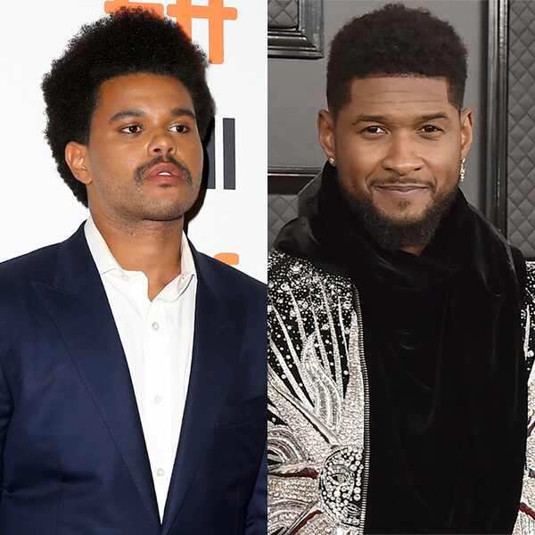 The Weeknd, Usher