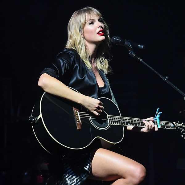 Taylor Swift, City of Lover Concert