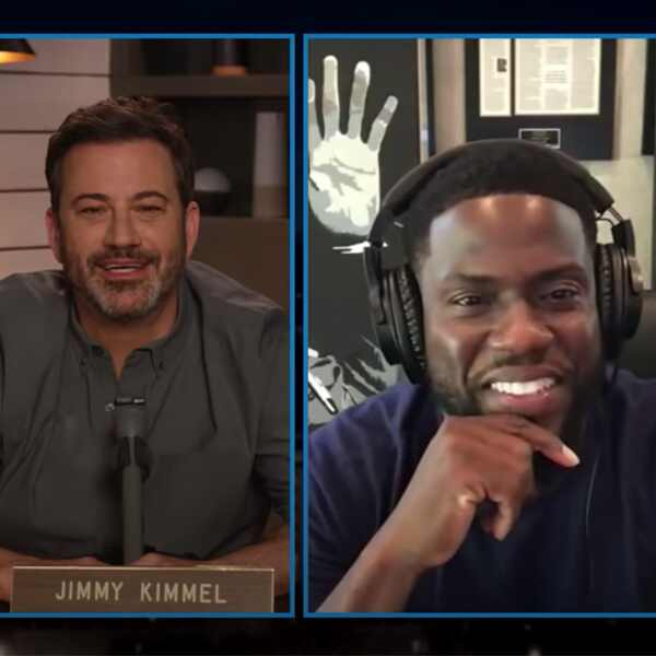 Jimmy Kimmel, Kevin Hart