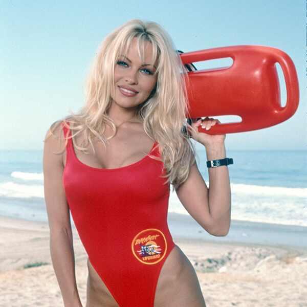 Pamela Anderson, Baywatch