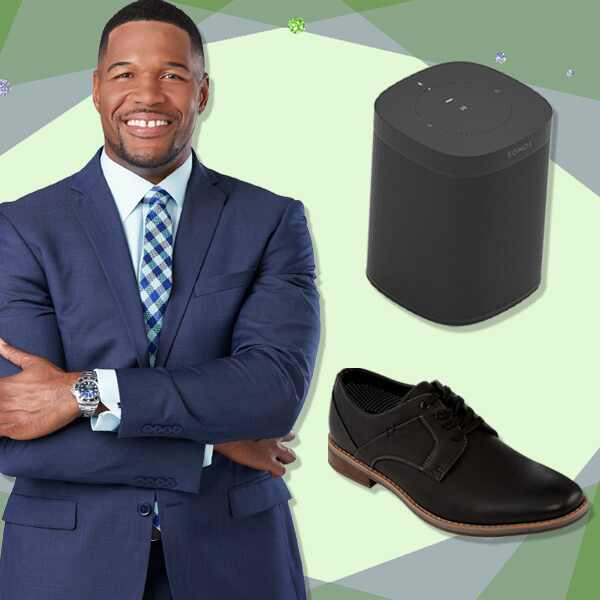 E-Comm: Michael Strahan, Father's Day Gift Guide