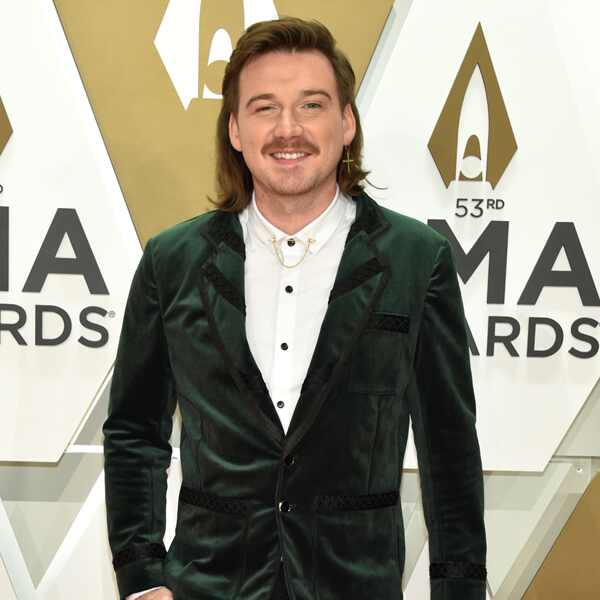 Morgan Wallen, 2019 CMA Awards, Red Carpet Fashion
