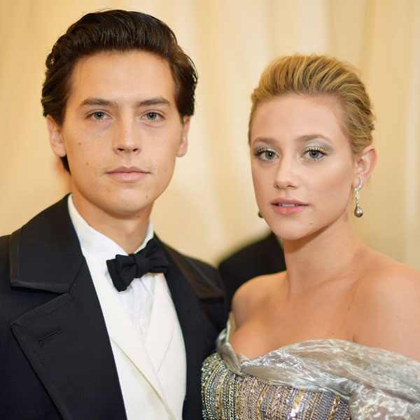 Lili Reinhart, Cole Sprouse