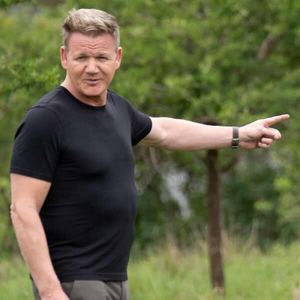 Gordon Ramsay Uncharted