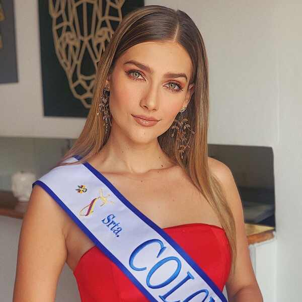 Maria Fernanda Aristizabal, Miss Colombia 2020