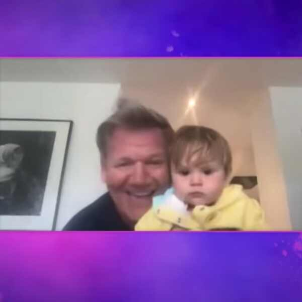Gordon Ramsay, Kelly Clarkson, Oscar