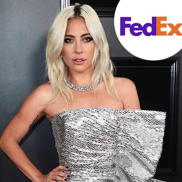 Lady Gaga, Fedex
