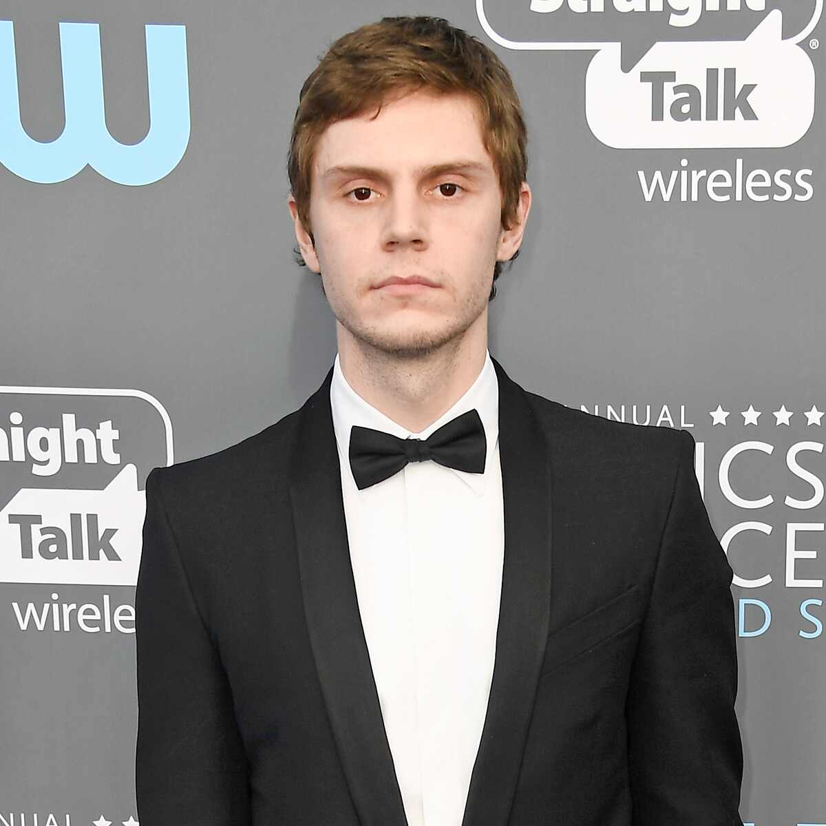 Evan Peters, 2018 Critics Choice Awards