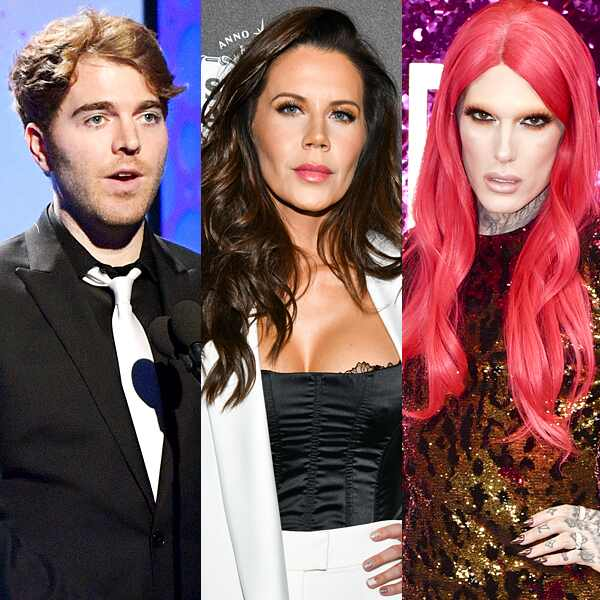Tati Westbrook, Jeffree Star, Shane Dawson