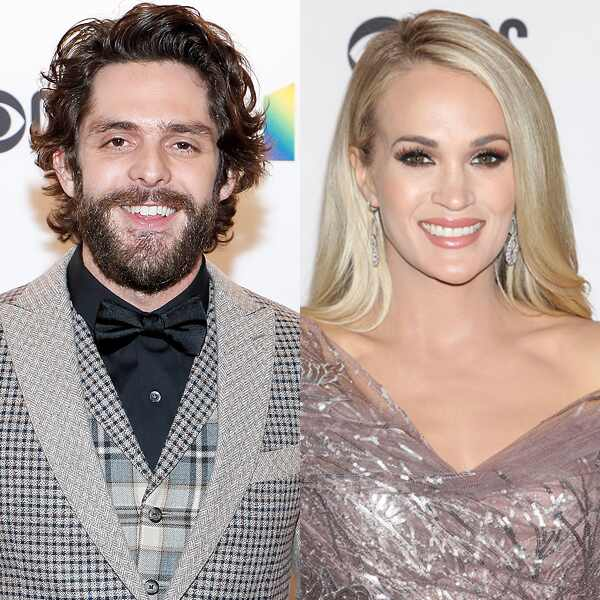 Thomas Rhett, Carrie Underwood