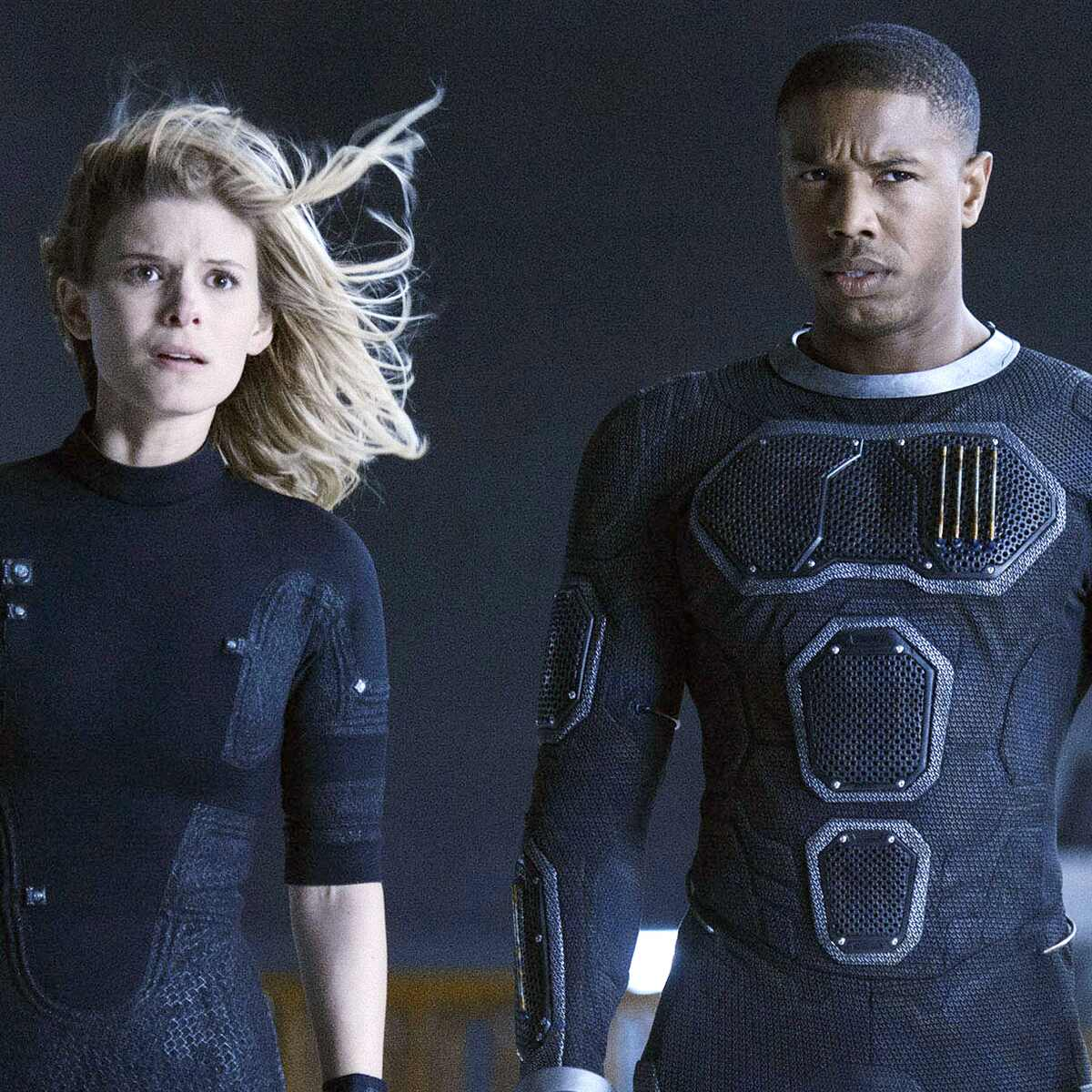 Kate Mara, Michael B. Jordan, Fantastic Four