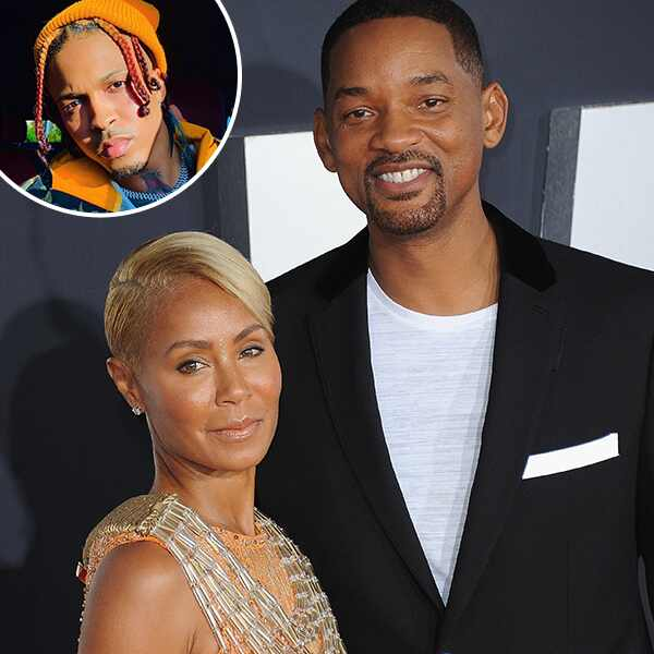 Will Smith, Jada Pinkett Smith, August Alsina