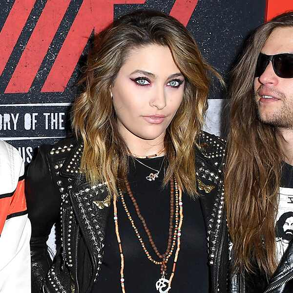 Paris Jackson, The Dirt Premiere