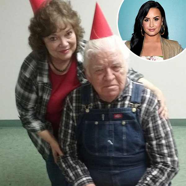 Demi Lovato, Grandfather, Grandpa