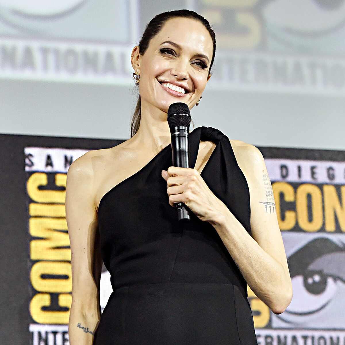 Angelina Jolie, 2019 Comic-Con
