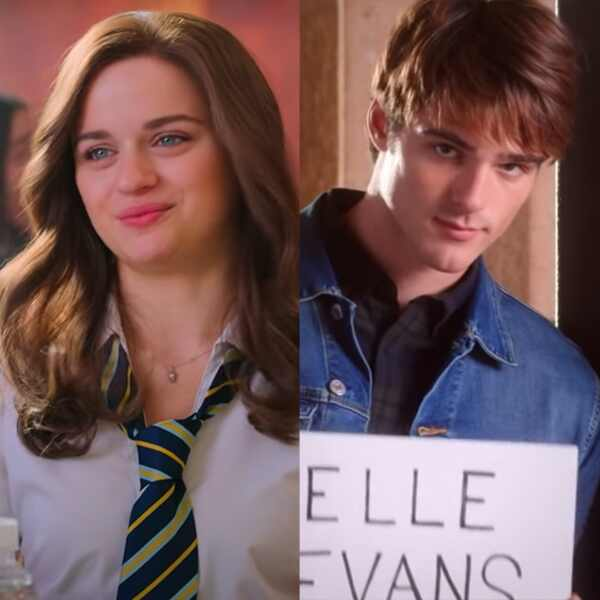Joey King, Jacob Elordi, The Kissing Booth 2