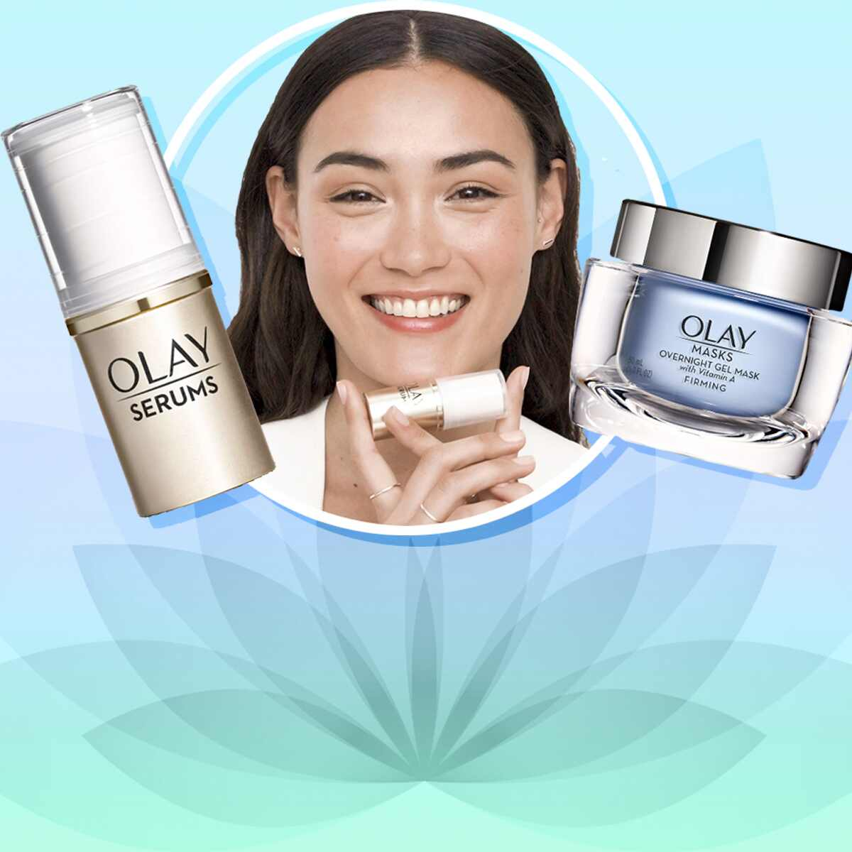 E-Comm: Olay Overnight Masks Serum Sticks Deal